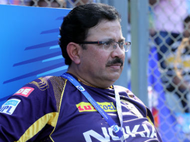 File image of Kolkata Knight Riders CEO Venky Mysore. Sportzpics