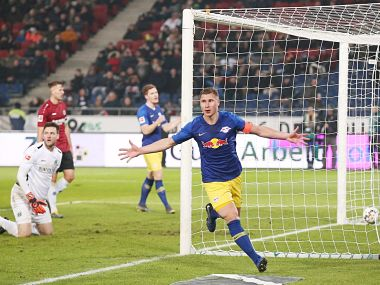 Bundesliga Willi Orban nets brace as RB Leipzig hand Thomas Doll a losing start as new Hanover 96 manager