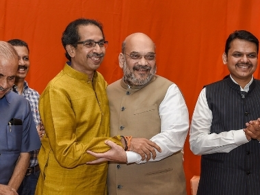 BJP Shiv Sena sing different tunes on formula for Maharashtra CMs post after stitching alliance for 2019 elections