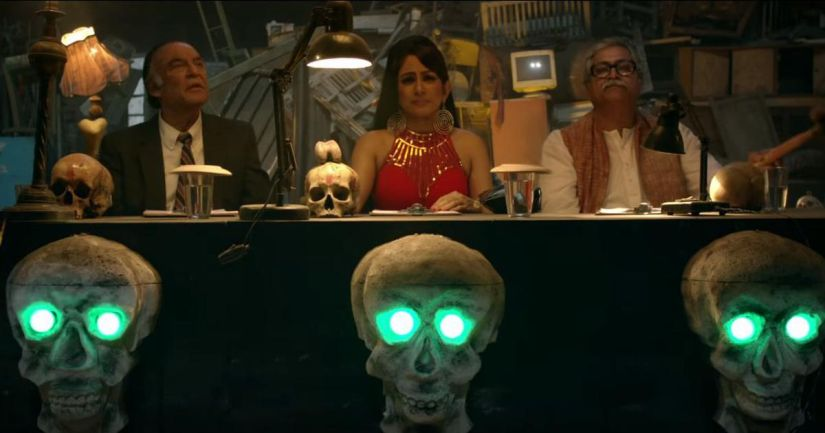 Anik Duttas Bengali film Bhobishyoter Bhoot pulled from theatres in West Bengal despite UA certificate