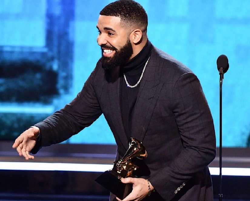 Grammys 2019 Drake critiques awards for lack of diversity gets cut off midspeech