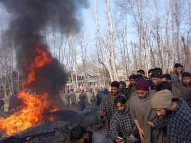 At least seven feared dead including six IAF officers and civilian after Mi17 chopper crashes in JKs Budgam