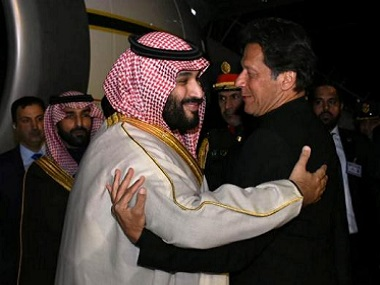 Imran Khans Pulwama grandstanding shows Pakistan buoyed by Saudi princes endorsement of its line on terror