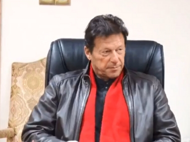 Prime Minister Imran Khan led Pakistan to World Cup glory in 1992. File