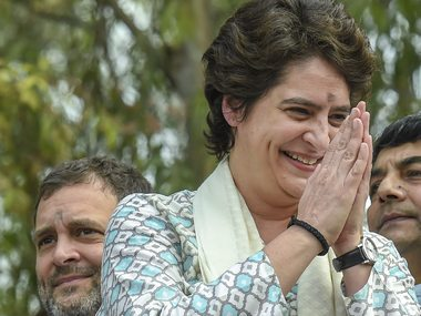 Priyanka is not Indira Gandhi Congress leader must cast aside hangover of past to make meaningful impact