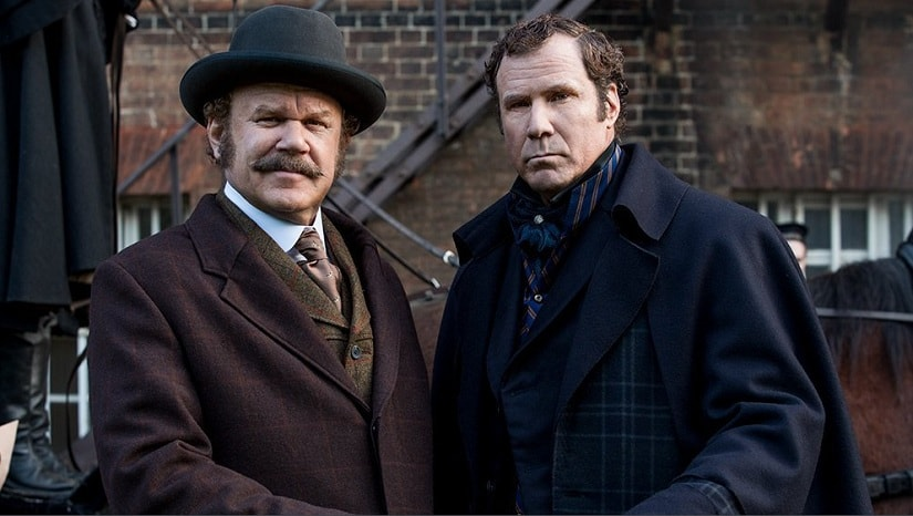 Donald Trump picks up two Razzie Awards Holmes  Watson named worst picture