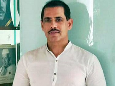 Robert Vadra to be protected from arrest till 2 March calls ED probe into Bikaner land scam a witch hunt