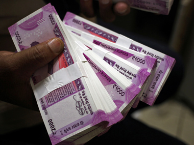 Fiscal deficit touches Rs 547 lakh cr at Julyend reaches 778 of budget estimate for 201920
