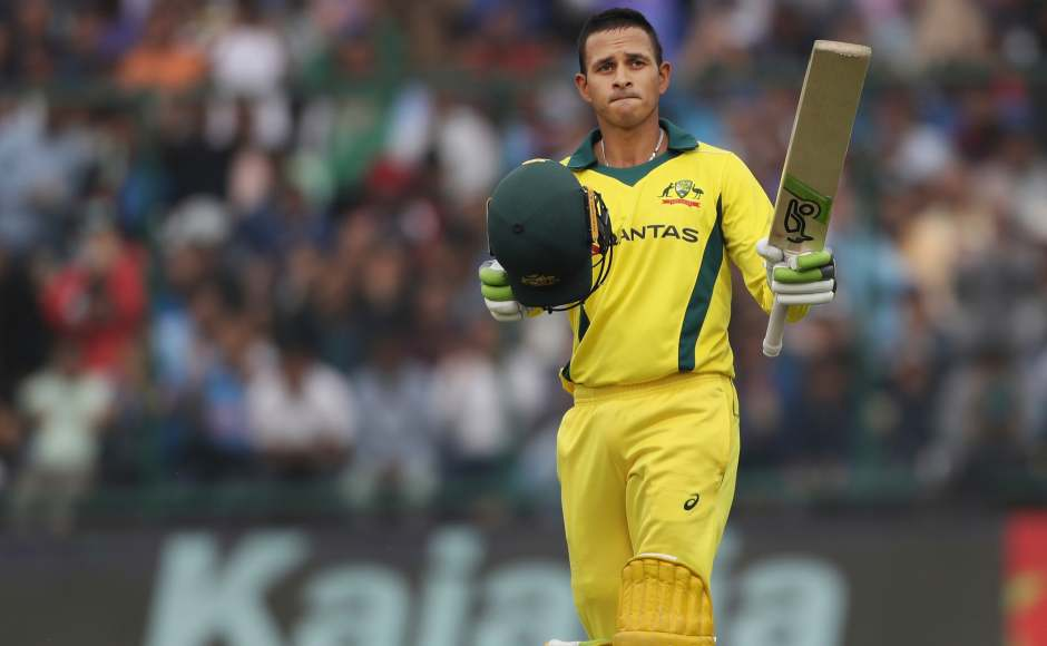 Usman Khawaja Adam Zampas heroics help Australia win final ODI to complete remarkable turnaround with series win over India