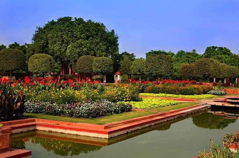 Mughal Gardens of Rashtrapati Bhavan A chronicle of the state garden in public service