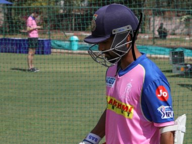 Ajinkya Rahane said the challenge for Rajasthan Royals players during IPL 2019 will be to be consistent. Twitter @rajasthanroyals