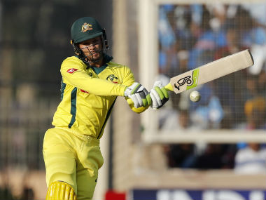 Australia's Alex Carey expects India to bounce back in the series decider at Delhi. AP