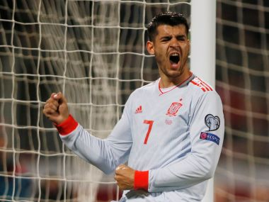 Euro 2020 Qualifiers Inform Alvaro Morata returns to Spain squad Sergio Busquets only Barcelona player to feature