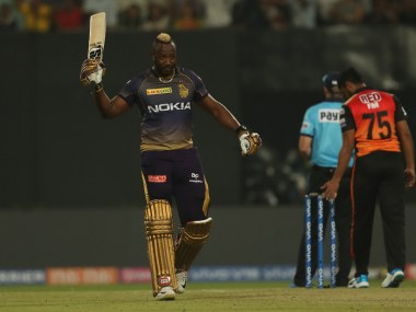 File picture of Andre Russell. Sportzpics