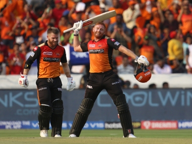 during match 11 of the Vivo Indian Premier League Season 12, 2019 between the Sunrisers Hyderabad and the Royal Challengers Bangalore held at the Rajiv Gandhi Intl. Cricket Stadium, Hyderabad on the 31st March 2019 Photo by: Faheem Hussain /SPORTZPICS for BCCI