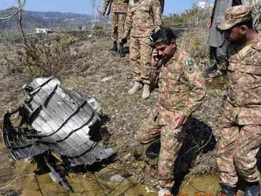 IAF claims to have irrefutable evidence that Pakistans F16 jet was shot down by MiG21 Bison