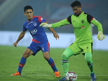 ISL 201819 Favourites Bengaluru FC wary of tricky knockout ties as dogged NorthEast United FC loom