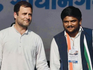 Hardik Patel disqualified from contesting LS polls A look at roles judiciary electoral law and Rahul Gandhi played