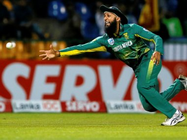 File image of South Africa's Hashim Amla. Reuters