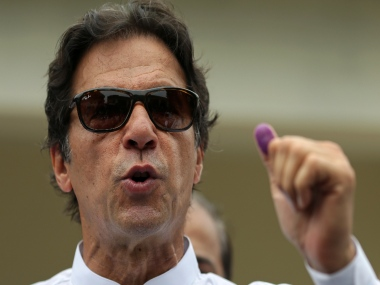Imran Khan says Pakistans antimilitancy push necessary for stability to meet economic challenges