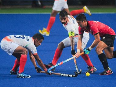 Sultan Azlan Shah Cup 2019 India choke in fourth quarter to gift South Korea a point in rainmarred clash