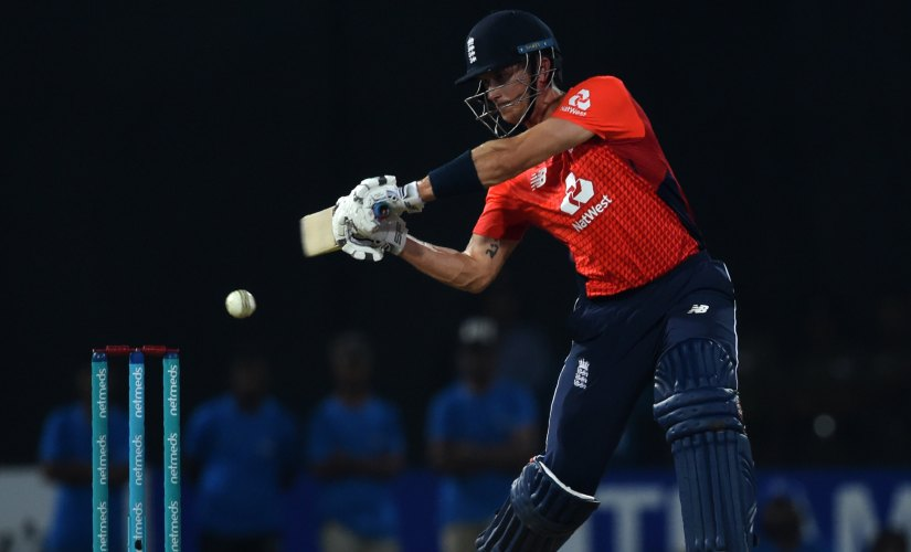 Joe Denly is expected to a first team pick for KKR based on his all-round talent. AFP