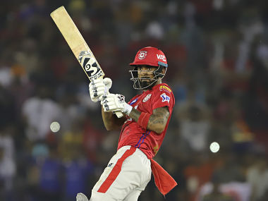 KL Rahul of Kings XI Punjab bats during match 9 of the Vivo Indian Premier League Season 12, 2019 between the Kings XI Punjab and the Mumbai Indians held at the IS Bindra Stadium, Mohali on the 30th March 2019 Photo by: Deepak Malik /SPORTZPICS for BCCI