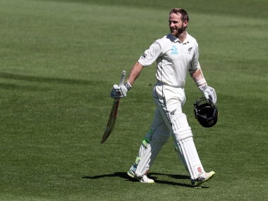 Kane Williamson notched his second double century in first Test against Bangladesh. AFP