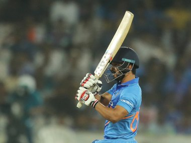 Kedar Jadhav scored 81 and took a wicket as he was declared the Player of the Match for 1st ODI. AP