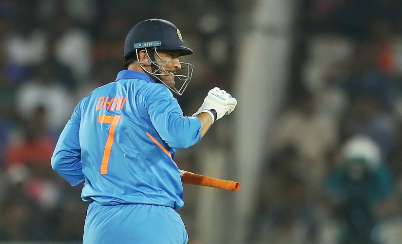 MS Dhoni was omitted from BCCI's central contract list for 2019-20 season. AP