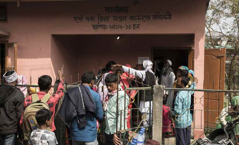 Rs 1220cr and 10 years later NRC leaves group favouring exercise dissatisfied raises doubts over migrant numbers in Assam
