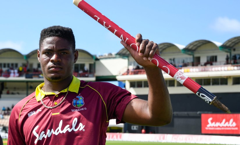 Rajasthan Royals dished out Rs 1.1 crore to acquire pacer Oshane Thomas. AFP