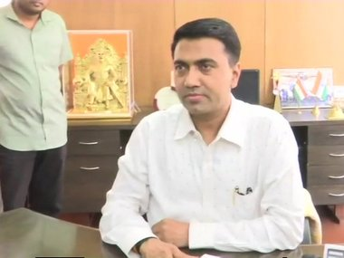 ILeague 2019 Goa CM Pramod Sawant writes letter to PMO seeking intervention to save Churchill Brothers and Indian football