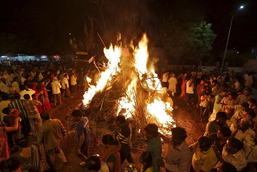 Mythology for the Millennial This Holi its time to reexamine the story of the seemingly villainous Holika