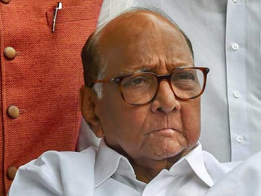 Congress NCP announce poll pact for Maharashtra Assembly election parties to contest 125 seats each says Sharad Pawar