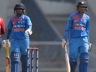 India Women have now lost seven consecutive T20I matches. AFP