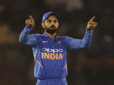 Virat Kohli added that the team management woud continue to ponder over one particular spot in the World Cup squad. AP