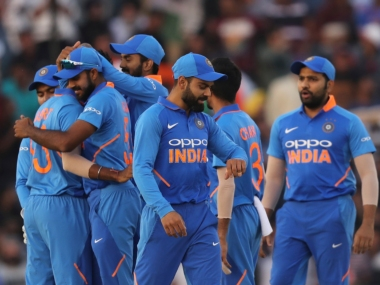 India will look to bounce back in the final ODI against Australia. AP