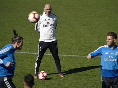 LaLiga Real Madrid manager Zinedine Zidane says outcasts Gareth Bale Isco and Marcelo have future at club