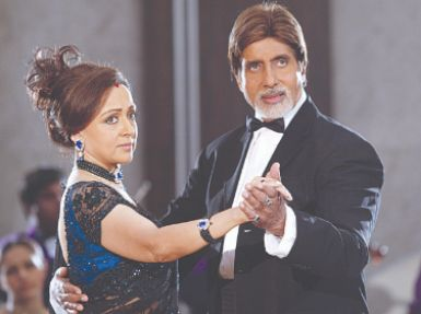 Love for his craft is the key to Amitabh Bachchans long career Hema Malini
