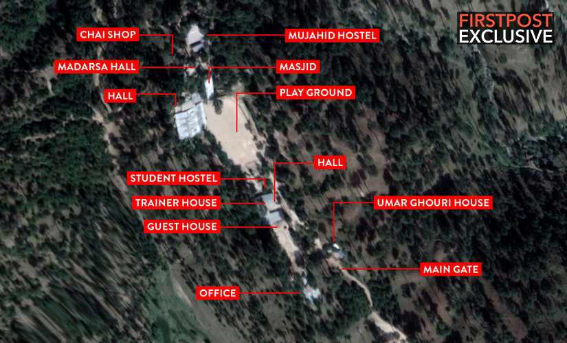 Pakistan lied about JeMs Balakot camp located at hilltop centre offered housing and training for recruits