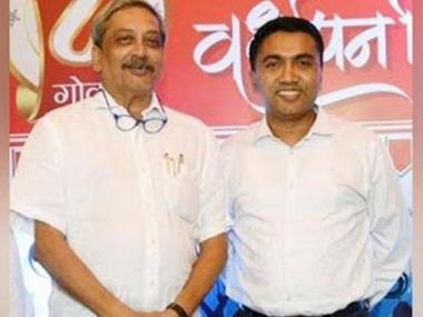 Pramod Sawant is new Goa CM Tasked with keeping an alliance govt afloat Sawant is a Parrikar loyalist with strong RSS ties