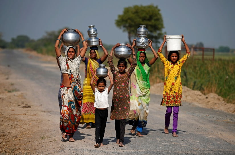 World Water Day 2019 Water crisis disproportionate toll on women can no longer be ignored