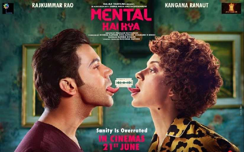 Mental Hai Kya makers say film title not meant to offend will encourage people to embrace their individuality