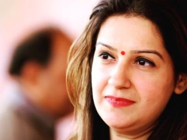 Priyanka Chaturvedi quit Congress over 3 lumpen goons joined Shiv Sena made up of 100 lumpen goons Twitterati troll political opportunism
