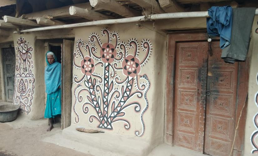 In Jharkhands Hazaribagh traditional art forms wither on the vine courtesy widespread neglect govt apathy