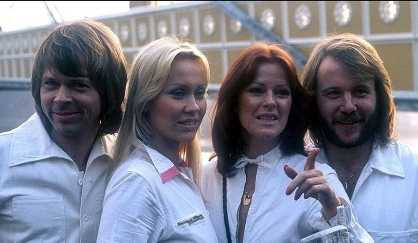 ABBA to release new music sometime this year says band member Bjorn Ulvaeus