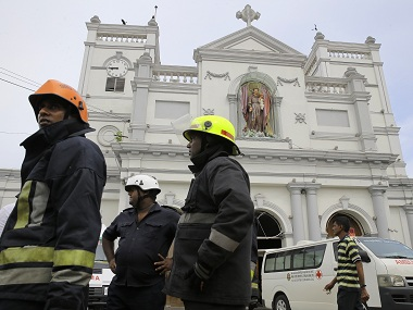 Islamic State claims Sri Lanka suicide bombings says it was behind blessed attack targeting Christians on blasphemous holiday