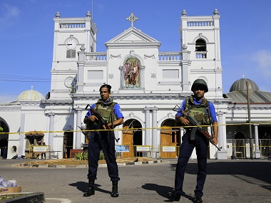 Sri Lanka detains 18 new suspects amid overnight frantic hunt for people linked to bombers of Easter Sunday blasts