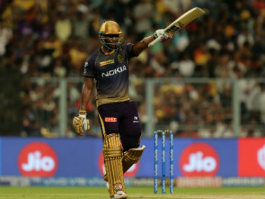 Andre Russell's promotion proved to be a tactical masterstroke for KKR. Sportzpics